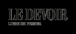 Logo de Le Devoir