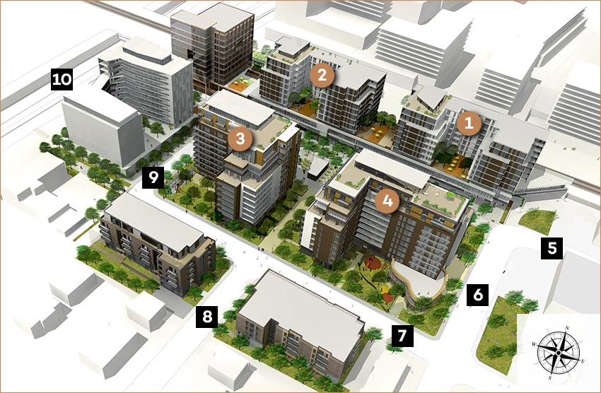 Overall Westbury Montreal Project Plan
