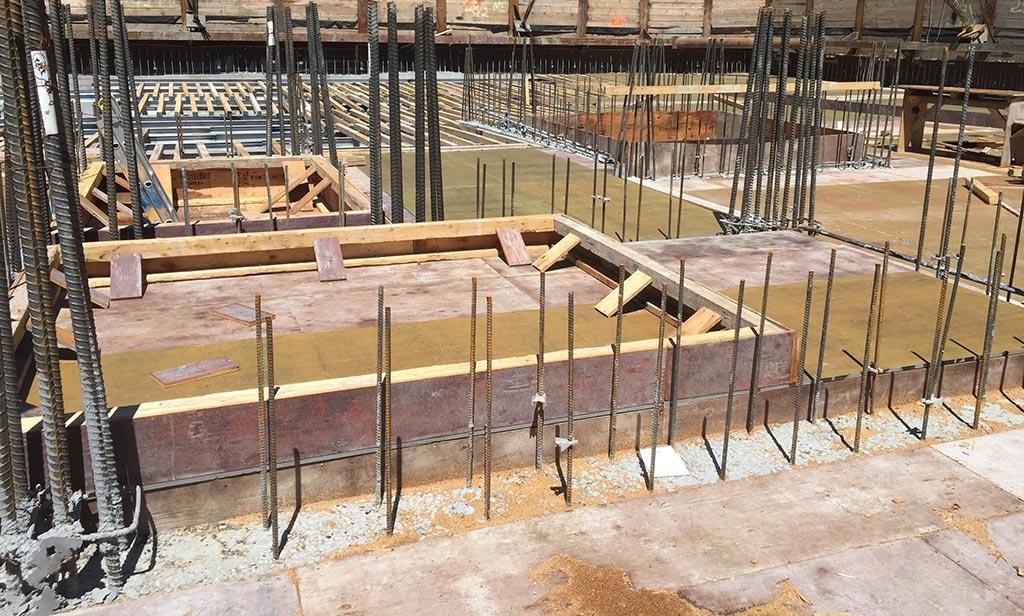 Construction Progress - June 19th, 2018