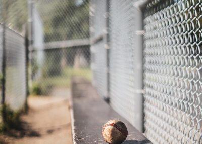 Terrain de baseball à proximité de Westbury Montréal