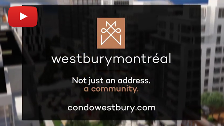 Official launch of Westbury Montréal Phase 3 on September 22, 2018
