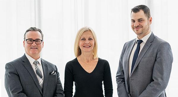 Westbury Montréal Sales Office Team