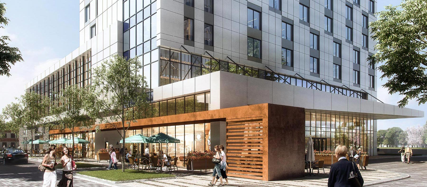 Commercial spaces that serve your lifestyle