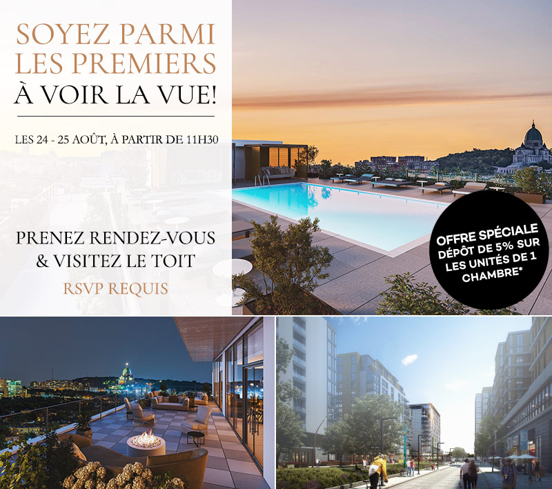 Brunch event Condos-Maisons and Penthouses PH february 9th - 10th, 2019